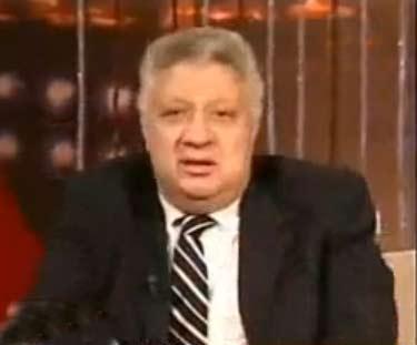 بلاغ مرتضى منصور ضد احمد شوبير