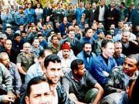 تجدد أزمة عمال ألومنيوم نجع حمادي