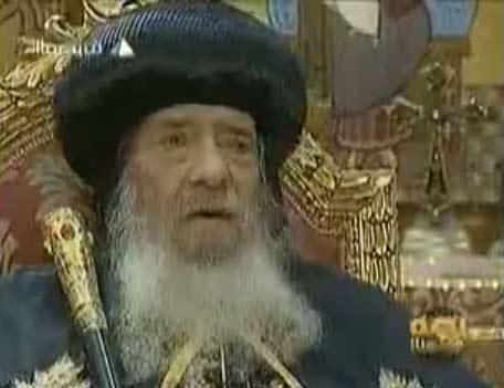 البابا شنودة في مصر النهاردة : احمد الطيب خجول وطنطاوي كان صديقي