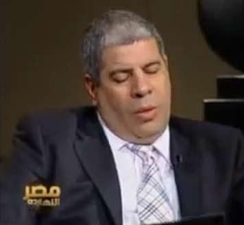 احمد شوبير برنامج مصر النهاردة
