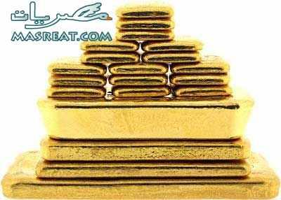 منافسة بين اسعار الذهب والدولار على صعود اليوم