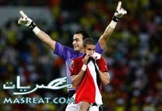 اخبار لاعبي منتخب مصر: ليرس البلجيكي عينه على عصام الحضري