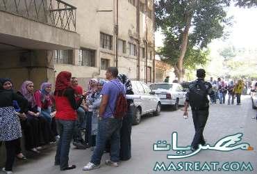 جداول ومواعيد امتحانات جامعة عين شمس تتسبب في ازمة