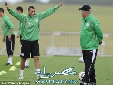 اهداف مباراة الجزائر وامريكا بـ كأس العالم 2010 والفرصة الاخيرة