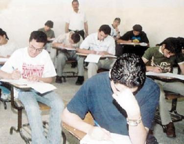 حرمان الممتنعين عن اعمال امتحانات الثانوية العامة 2010 من كادر المعلمين