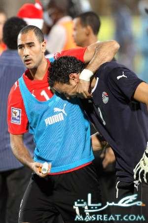 رغم ايقاف عصام الحضري وتغريمه 800 ألف دولار اللاعب يستكمل كأس مصر