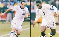 موعد مباراة غانا وامريكا اليوم في كأس العالم 2010