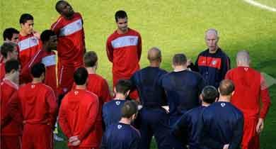 مشاهدة مباراة الجزائر وامريكا اون لاين الحاسمة والاخيرة في مونديال 2010