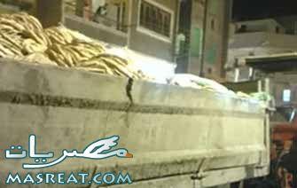 رغيف العيش في مصر ينقل في جرارات الزبالة وعربات الكارو