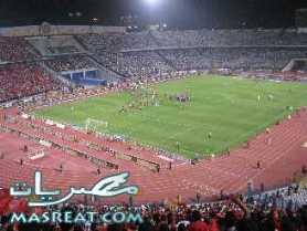 موعد مباراة الاهلي وطلائع الجيش في الدوري المصري
