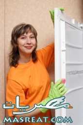 التخلص من رائحة الثلاجة