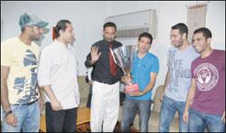 مباراة الاهلي و وادي دجلة في الدوري المصري 2011-2010