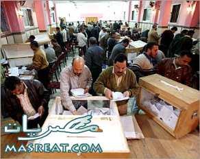انتخابات مجلس الشعب 2010  دائرة شربين