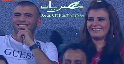 عماد متعب و يارا نعوم فيديو ظهورهما معا يثير الرأي العام