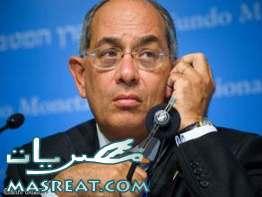 نفقات علاج عيون وزير المالية يوسف غالي على نفقة الدولة امام النيابة