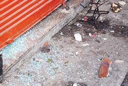 حادثة شارع رمسيس بمنطقة معروف : مصرع شخص واصابة 4