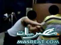 طالب الثانوية في المحلة الكبرى ضرب وكيل المدرسة والفراش