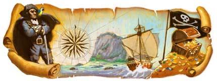 جوجل تحتفل بالذكرى ال160 لميلاد روبرت لويس ستيفنسون