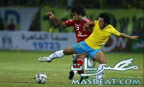 اهداف مباراة الاهلي والاسماعيلي : الدوري المصري 2010-2011