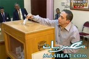 نتائج انتخابات المرحلة الثالثة 2012 مجلس الشعب جنوب سيناء