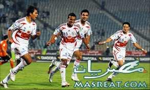 نتيجة مباراة الزمالك والمصري البورسعيدي