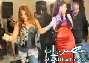 فيديو رقص فيفي عبده في عيد ميلاد زوجة الحضري