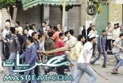 حبس انصار المرشح احمد حسن عطية المتسببين في احداث البساتين