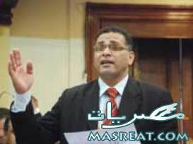 خطف النائب مجدي عاشور على يد جماعة الاخوان المحظورة