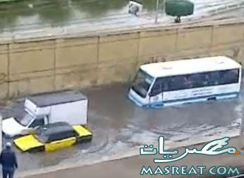 كوارث وحوادث سوء الاحوال الجوية في مصر