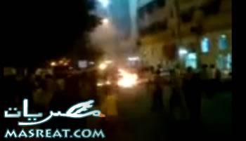 حادثة التفجيرات الارهابية في كنيسة الاسكندرية ليلة رأس السنة