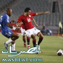 موعد ميعاد مباراة مصر وبوروندي