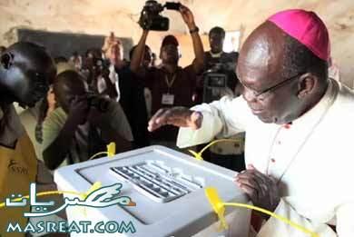 نتيجة استفتاء جنوب السودان