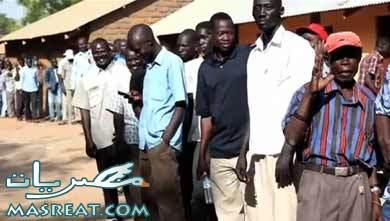 نتائج استفتاء جنوب السودان : اكتمال النصاب القانوني للتصويت