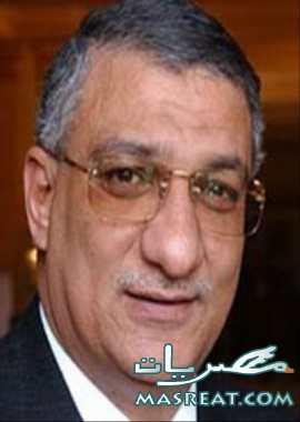 حبس احمد زكي بدر وزير التعليم سنة