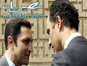 جمال وعلاء مبارك : خناقة بين جمال وعلاء مبارك داخل القصر الرئاسي