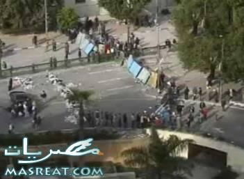 الان اخر اخبار احداث ميدان التحرير مباشر اليوم