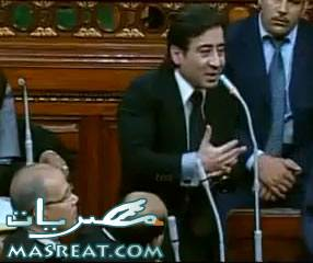 لقاء احمد عز مع قناة العربية