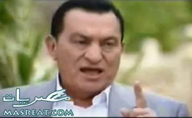مبارك يدخل في غيبوبة كاملة