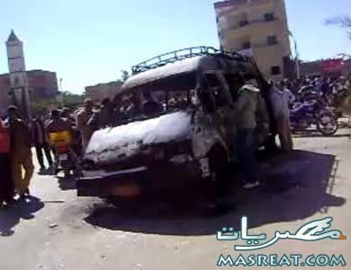 احداث الوادي الجديد : مقتل شاب واصابة اخرين بمظاهرات الخارجة