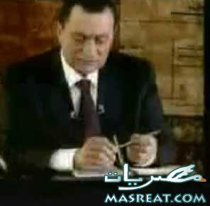تنحي مبارك : تأكيد تنحي الرئيس مبارك واستلام الجيش للسلطة