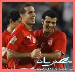 مباراة مصر وجنوب افريقيا 2011