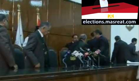 حكم منع اعضاء الحزب الوطني من الترشح لمجلسي الشعب والشورى