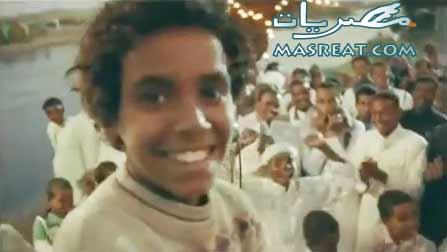 محمد منير اعلان فودافون