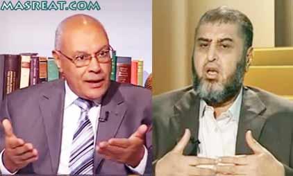 سليم العوا: مرشح الاخوان خيرت الشاطر تاجر ولا يصلح للرئاسة