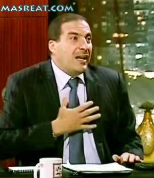 عمرو خالد ومرشح الاخوان للرئاسة محمد مرسي