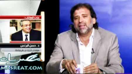 خناقة خالد يوسف والبرنس: احداث مصر الاخيرة والاخوان
