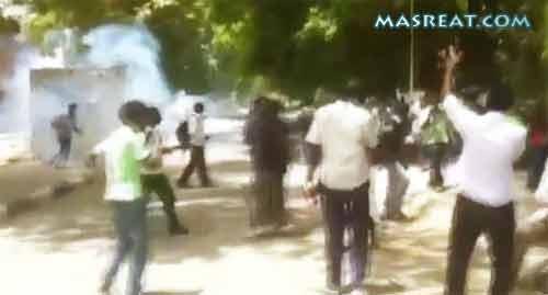 مظاهرات السودان: اخر اخبار احداث الإحتجاجات الطلابية في الخرطوم