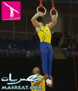 اولمبياد لندن ٢٠١٢: الحلقات، جمباز الرجال