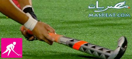 صورة عصا هوكي - اولمبياد لندن ٢٠١٢