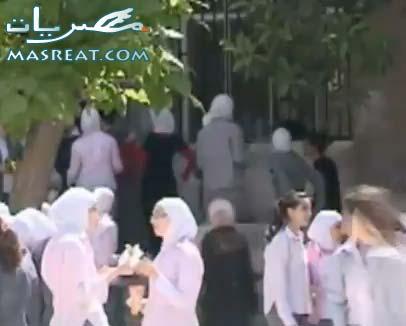 نتائج شهادة الصف التاسع في سوريا 2021 وزارة التربية بالاسم